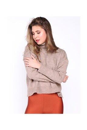Twister Jeans Bt Bayan Triko 2244 Vizon 1