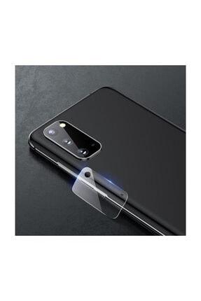 Benks Samsung Galaxy S20 Kamera Lens Koruyucu Cam 0