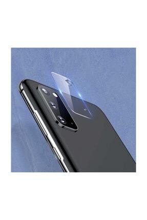 Benks Samsung Galaxy S20 Kamera Lens Koruyucu Cam 3