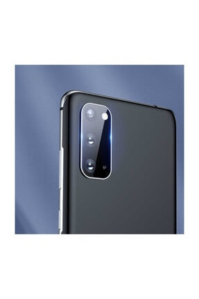 Benks Samsung Galaxy S20 Kamera Lens Koruyucu Cam 4