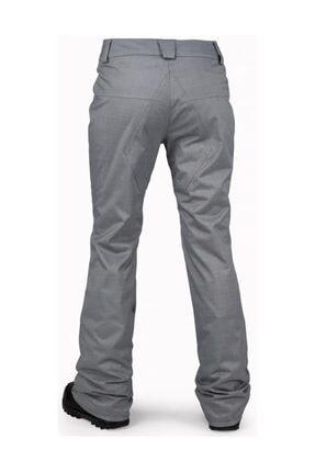 Volcom Pinto Grey Kadın Snowboard Pantolon 1