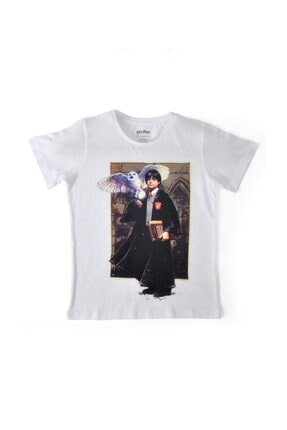 Dogo Harry & Hedwig - Harry Potter Çocuk T-shirt 0