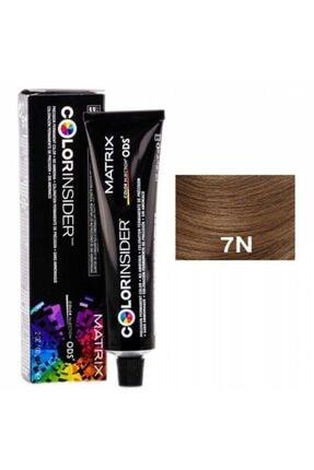 Matrix Color Insider Saç Boyası 7n 7 Dark Blonde Neutral 0