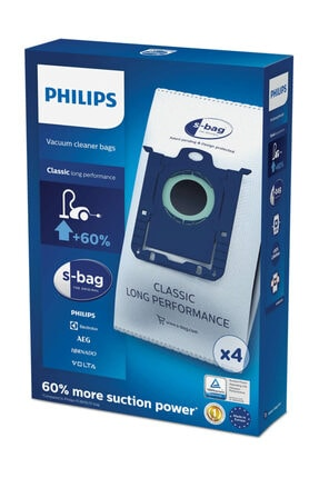 Philips Fc 8021/03 S-bag Toz Torbası 0