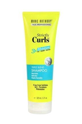 Marc Anthony Strictly Curls 3x Nemlendirici Şampuan 325 ml 0