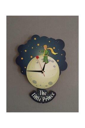 goodtime Küçük Prens Dekoratif Sarkaçlı Duvar Saati 0