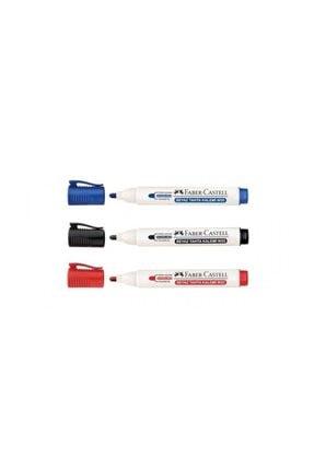 Faber Castell Beyaz Tahta Kalemi Mavi Doldurulabilir W20 1
