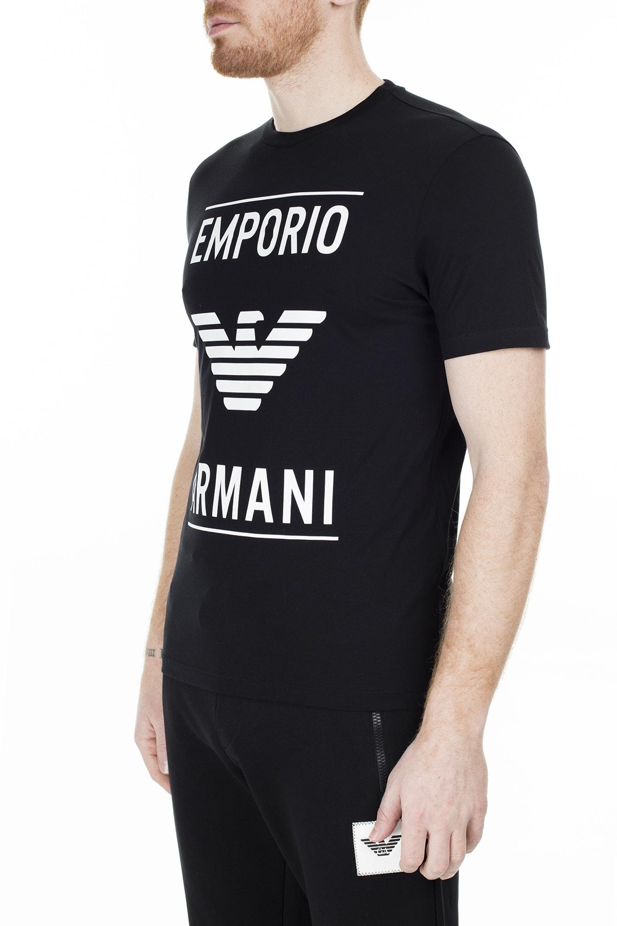 Emporio Armani T Shirt Erkek T Shirt S 6G1Te7 1Jnqz 0999 S 6G1TE7 1JNQZ 0999 2