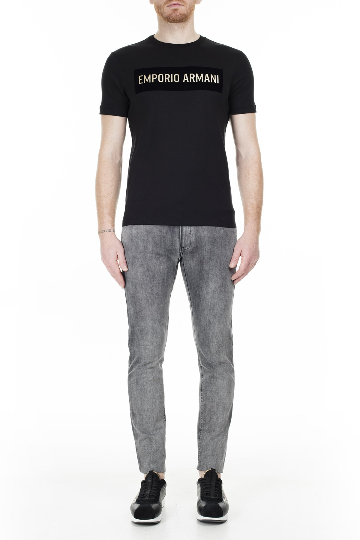 Emporio Armani J10 Jeans Erkek Kot Pantolon S 6G1J10 1D6Mz 0644 S 6G1J10 1D6MZ 0644 0