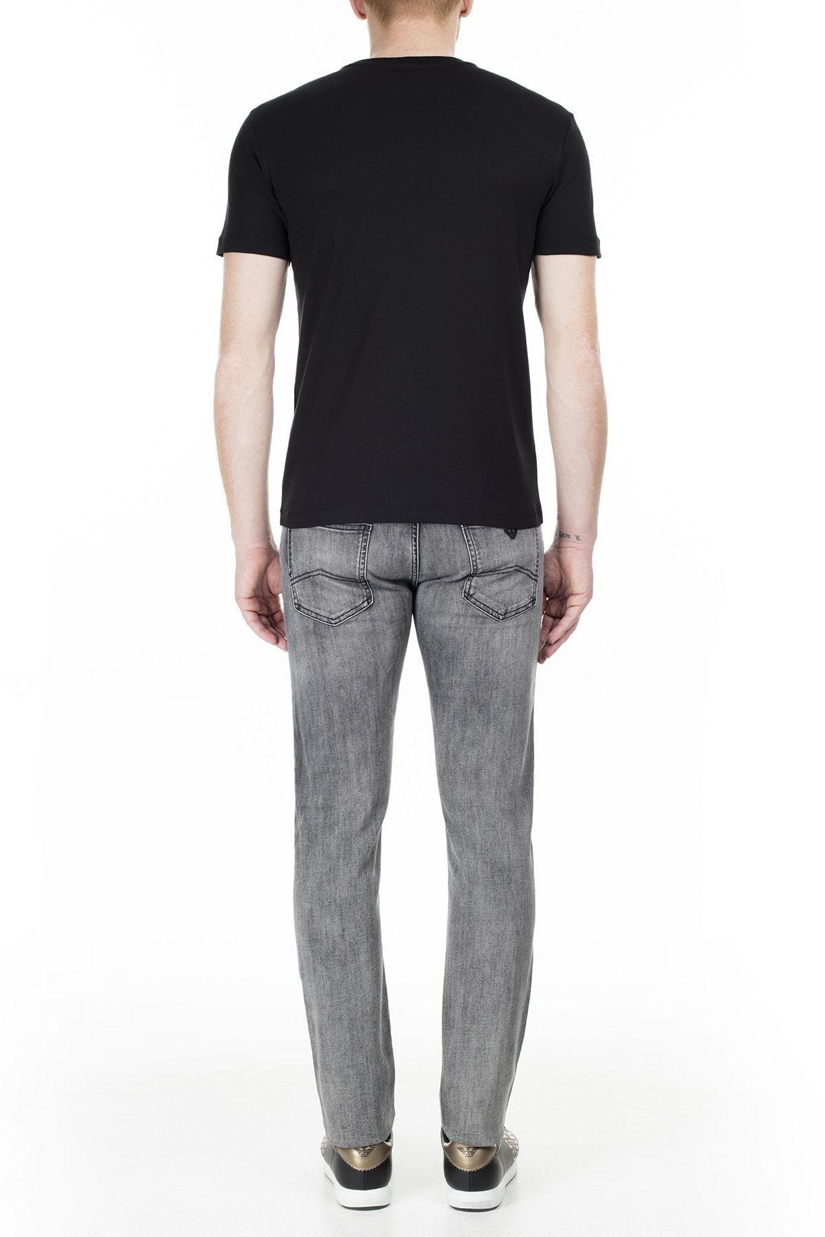 Emporio Armani J10 Jeans Erkek Kot Pantolon S 6G1J10 1D6Mz 0644 S 6G1J10 1D6MZ 0644 4