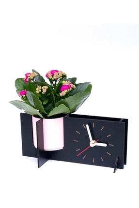 Çiçek Penceresi Masa Saati