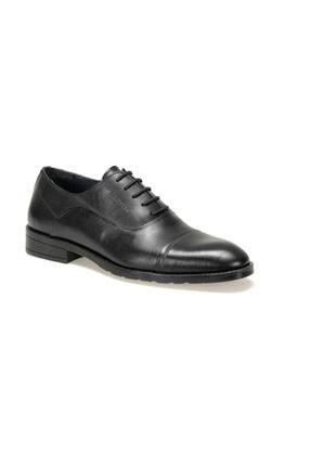Mercedes Sutter 9pr Siyah Erkek Klasik Ayakkabı 0