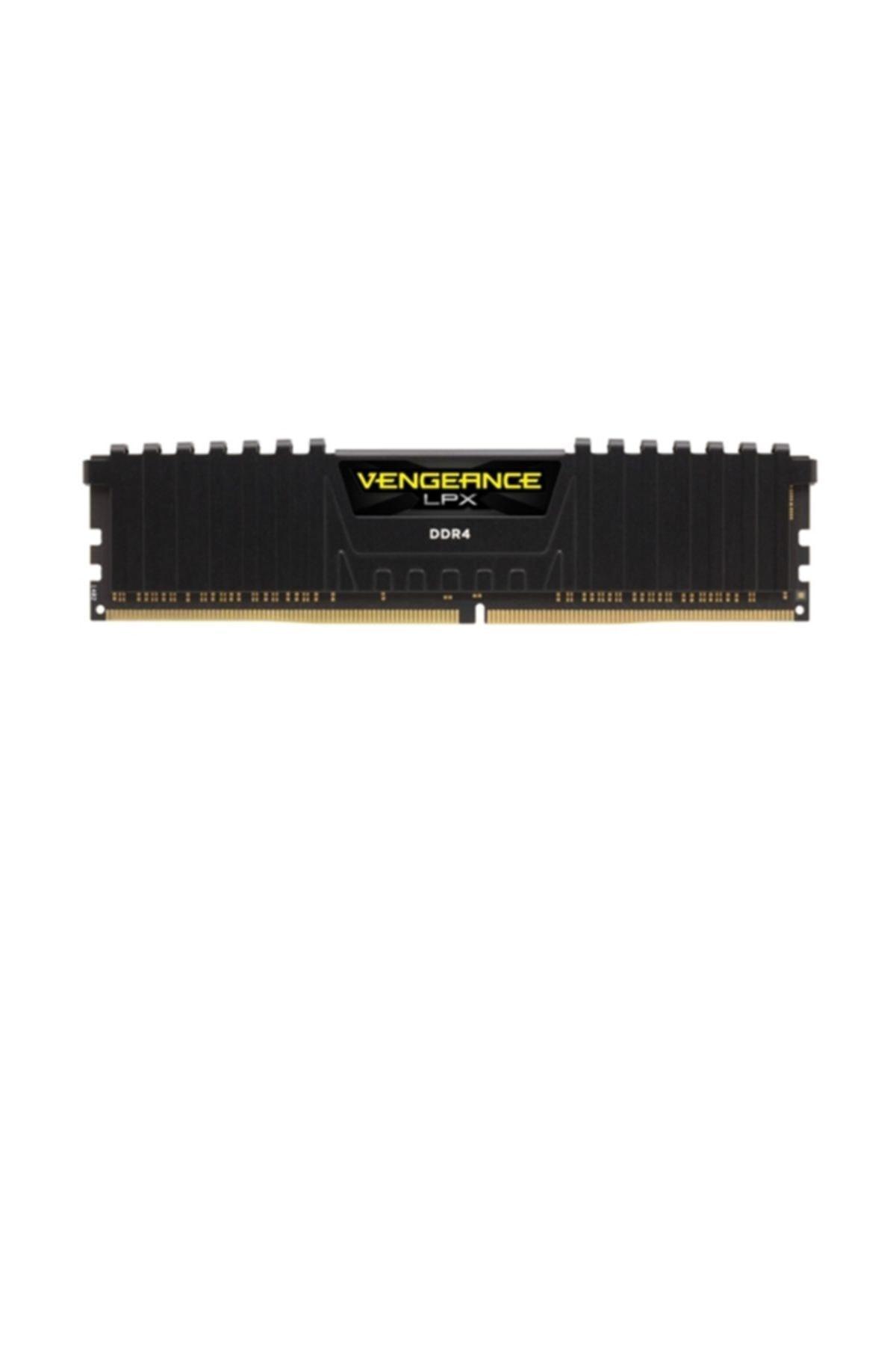 CMK8GX4M1D3000C16 Vengeance 8GB 3000MHz DDR4 CL16 Siyah