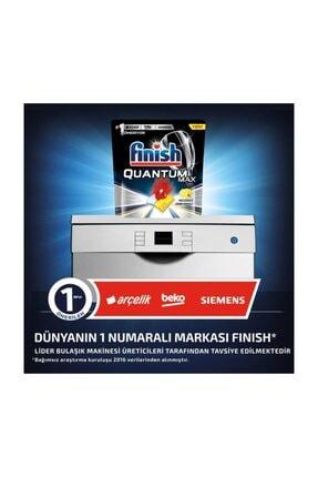 Finish Bulaşık Makinesi Deterjanı Quantum Max Limonlu 58 Tablet 1