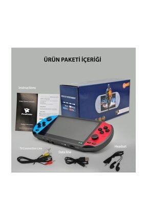 CAFELE Retro X12 Vita Model 5.1 Taşınabilir Oyun Konsolu 2