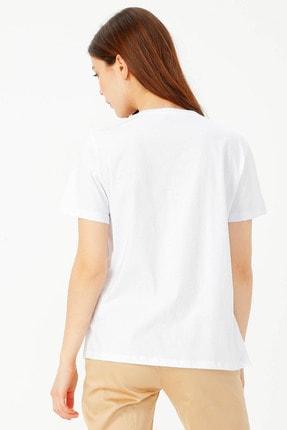 LİMON COMPANY Kadın Beyaz Tişört 504393944 Boyner 3