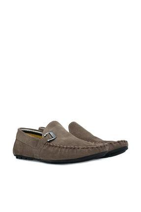 Navigli Hakiki Deri Kum Rengi Erkek Ayakkabı 56442310S 2