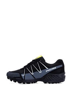 Navigli Siyah Beyaz Erkek Outdoor Ayakkabı 5601953 1