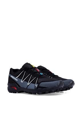 Navigli Siyah Beyaz Erkek Outdoor Ayakkabı 5601953 2