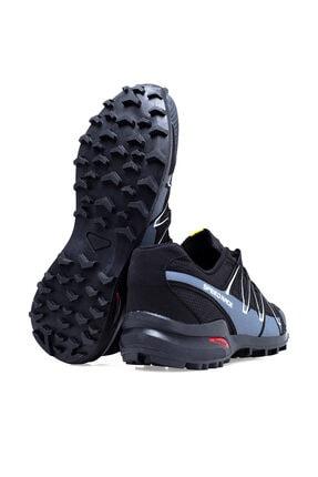 Navigli Siyah Beyaz Erkek Outdoor Ayakkabı 5601953 4