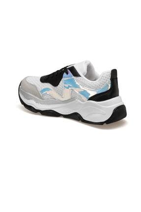 Butigo 19K-071 Gri Kadın Sneaker Ayakkabı 100440178 2