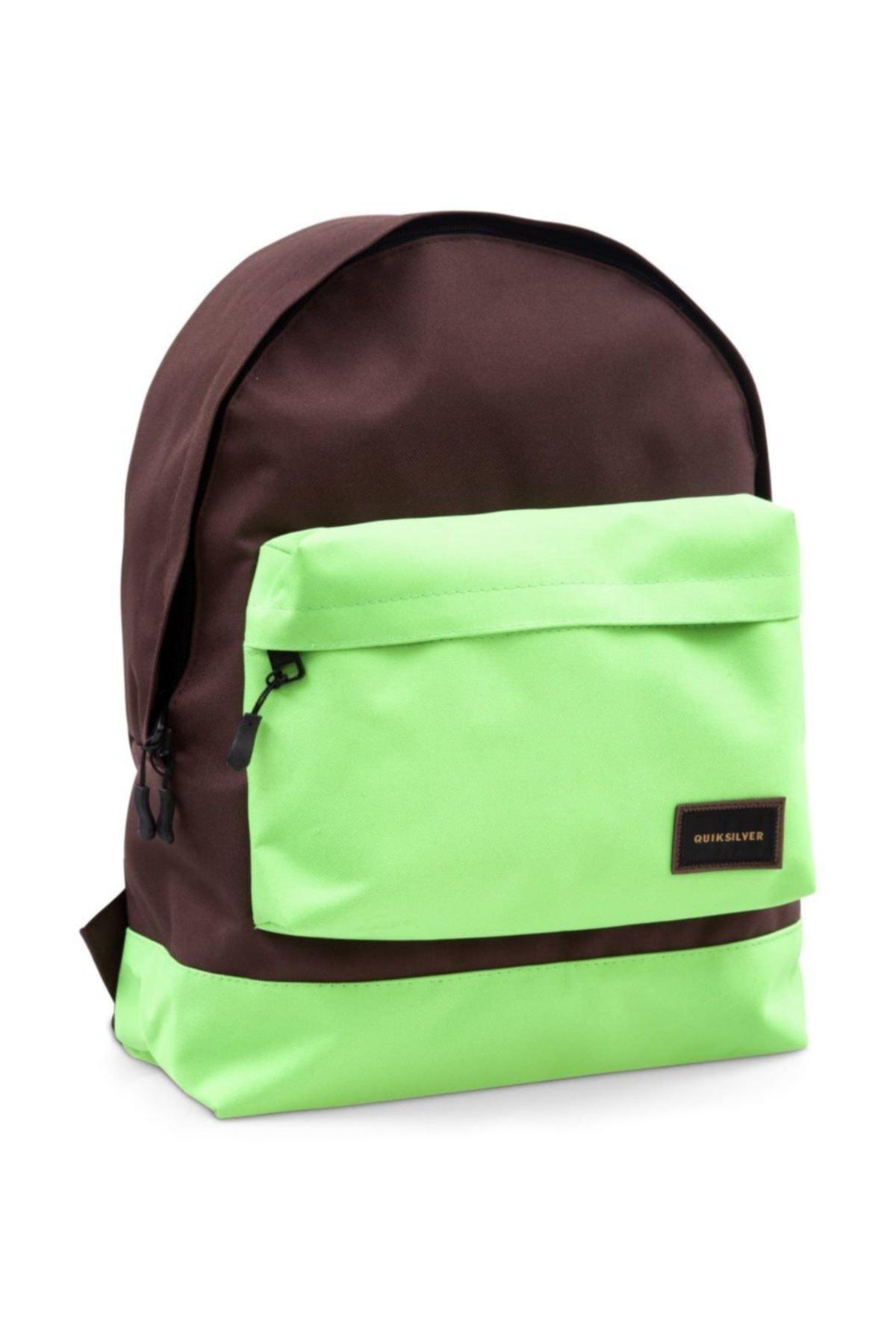 Unisex Çocuk Yeşil Sırt Çantası