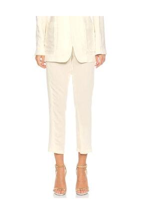ANN DEMEULEMEESTER İşleme Detaylı Beyaz Ceket 1
