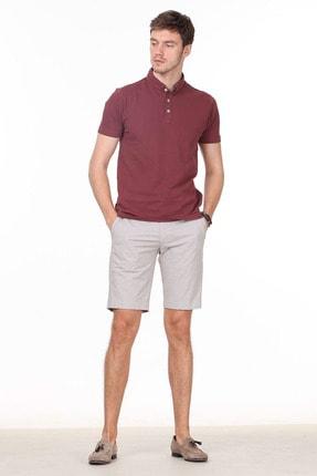 Ramsey Erkek Gül Kurusu Jakarlı Örme T - Shirt RP10119895 2