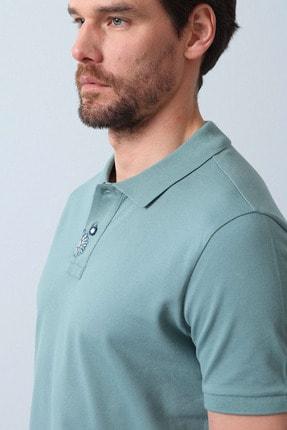 Ramsey Erkek Açık Yeşil Örme T - Shirt RP10119916 0