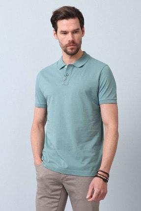 Ramsey Erkek Açık Yeşil Örme T - Shirt RP10119916 1