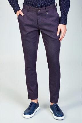 Avva Yandan Cepli Armürlü Slim Fit Kumaş Pantolon 0