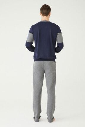 US Polo Assn Erkek Lacivert Ev Giyim 3