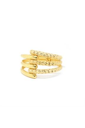ALTINKÖŞE Kadın Sarı 22 Ayar Altın Kaburga Kelepçe 43.93 gr 1