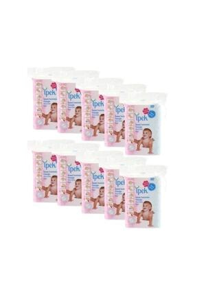 İpek Bebek Temizleme Pamuğu 60'lı X 24 Paket 0