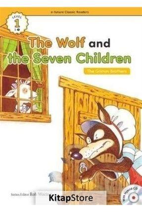 E-Future Yayınları The Wolf And The Seven Children +hybrid Cd (ecr Level 1) 0