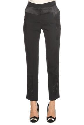 Prabal Gurung Kadın Siyah Klasik Pantolon 2