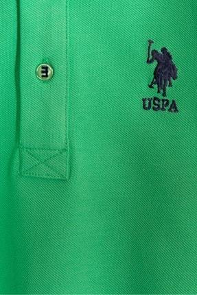 US Polo Assn Yesıl Erkek Cocuk T-Shirt 2