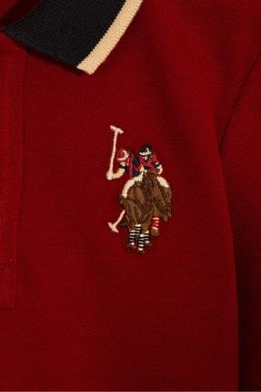 US Polo Assn Kirmizi Erkek Çocuk Sweatshirt 2