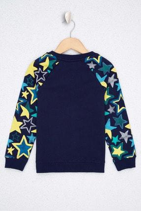 US Polo Assn Lacıvert Erkek Çocuk Sweatshirt 1