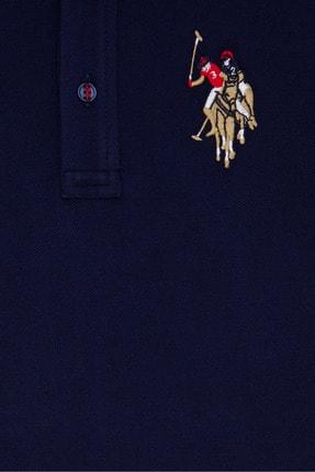 US Polo Assn Lacıvert Erkek Çocuk T-Shirt 2