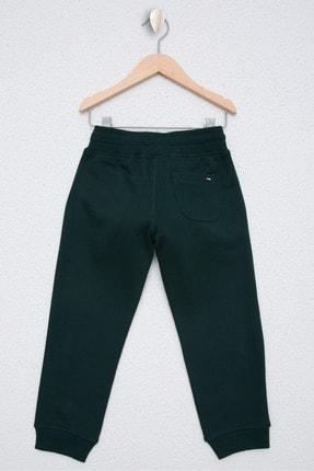 US Polo Assn Yesil Erkek Çocuk Orme Pantolon 1