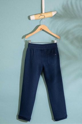 US Polo Assn Lacivert Erkek Çocuk Orme Pantolon 1