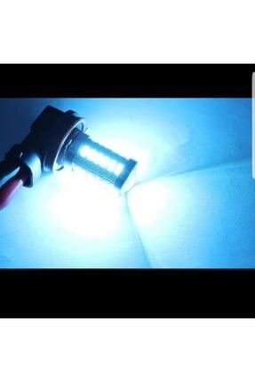 10oto H11 Kristal Mavi Led Sis Ampulu Mercek Uclu 1