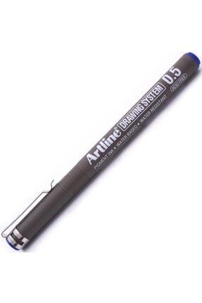 artline 235 Çizim Kalemi 0,5 Mm Siyah Ek-235-12-s 0