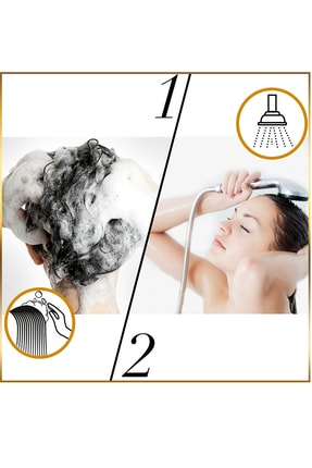 Pantene Şampuan Temel Bakım 2si1 Arada 200 Ml. 4 Lü Set 2