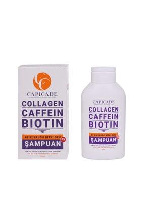 Capicade Şampuan Collagen Kollajen 300 Ml 1