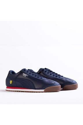 Puma Roma Sf Ferrarı Spor Ayakkabı 1