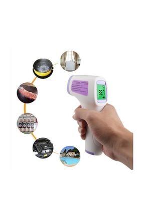 MEDİKAL Infrared Thermometer Tg8818n Dijital Uzaktan Temazsız Ateş Ölçer Termometre 1