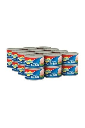 SuperFresh Bütün Dilim Ton Balığı 80 Gr X 24 Adet Skt: 08/2023 0