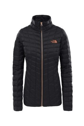 The North Face Kadın Siyah Termoball Ful Zip Mont 0